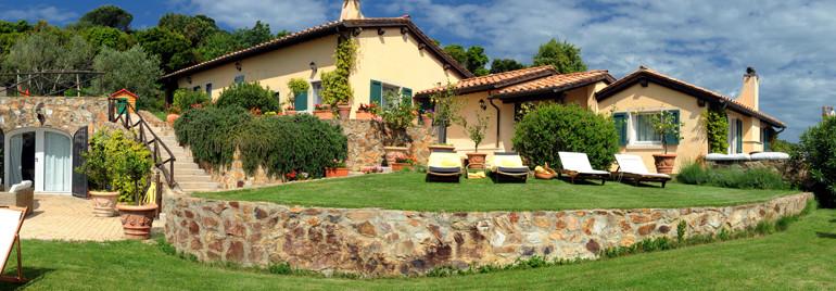 villa panoramiche