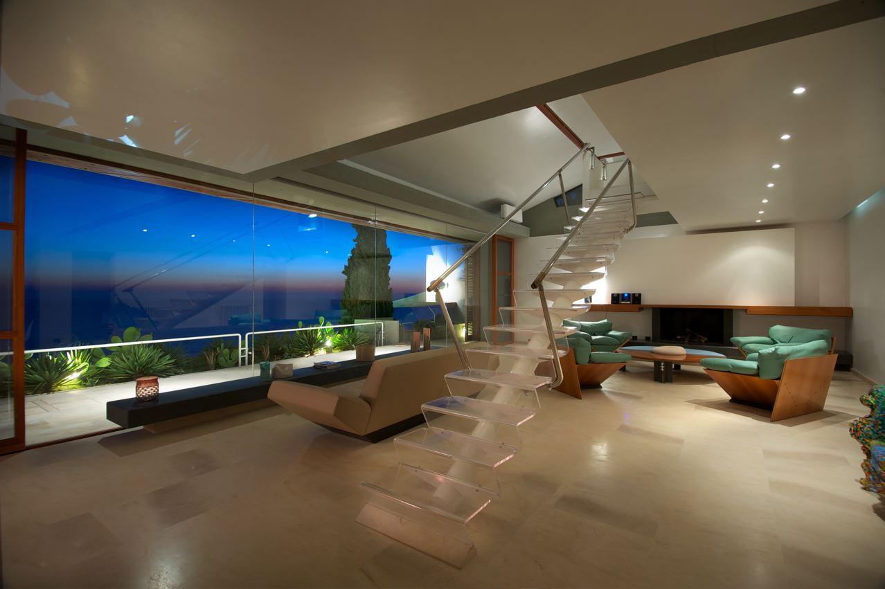 Vendita villa con piscina vista mozzafiato a porto s stefano argentarioagenzia immobiliare - Appartamenti in montagna con piscina ...
