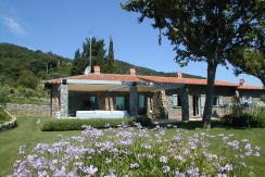 Villa con piscina, esclusiva e panoramica, max tranquillità e privacy. Porto Ercole, max 14/16 ospiti