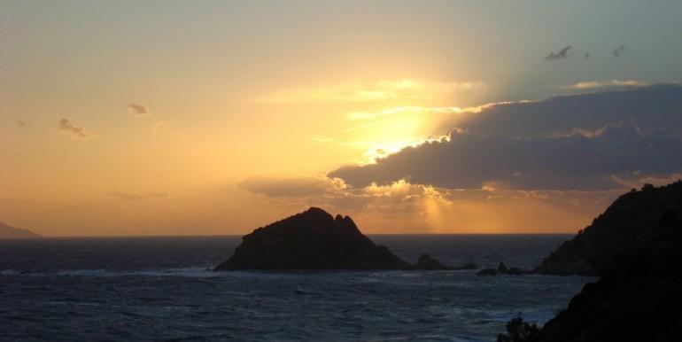 Sunset dramatico