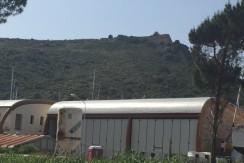 Locali e garage di nuova costruzione a Cala Galera. Porto Ercole