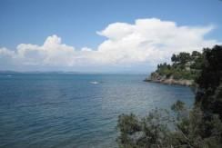 Porto S. Stefano – Appartamento di vacanza, in complesso con piscina adiacente la spiaggia