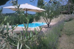 Stone farmhouse, hilly area, swimming pool, Scansano- Saturnia. 8/9 beds