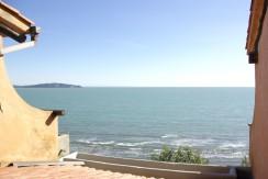 Villino sulla spiaggia della Feniglia a Porto Ercole, affitto, perfetto per famiglie con bambini, 6/7 posti letto
