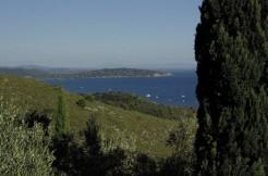 Cottage con stupenda vista e giardino nella campagna di Porto Ercole