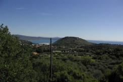 Cottage in the countryside with sea view. Porto Ercole. 8 beds
