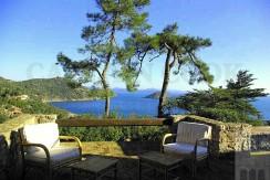Affitto vacanza villino con terrazzo, vista mare,piscina, spiaggia privata. 5/6 posti letto. Porto Ercole