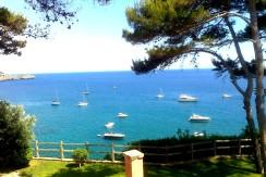 Dimora sul mare con spiaggia privata. Elegante e privacy. Porto Ercole. 14/16 ospiti