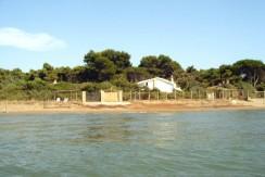 Villa sul mare con spiaggia privata. Zona tranquilla e massima privacy. Giannella. Argentario
