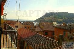 Vendita appartamento bilocale con vista mare, nel caratteristico borgo dei pescatori adicente al porto, 40 mq. Porto Ercole