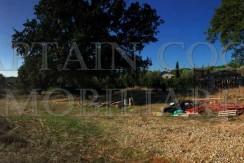 Vendita casale con annesso in costruzione, 6,9 ha terreno. PMAA. Capalbio. Maremma