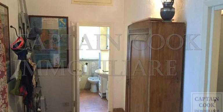 villa in pietra in Feniglia 12