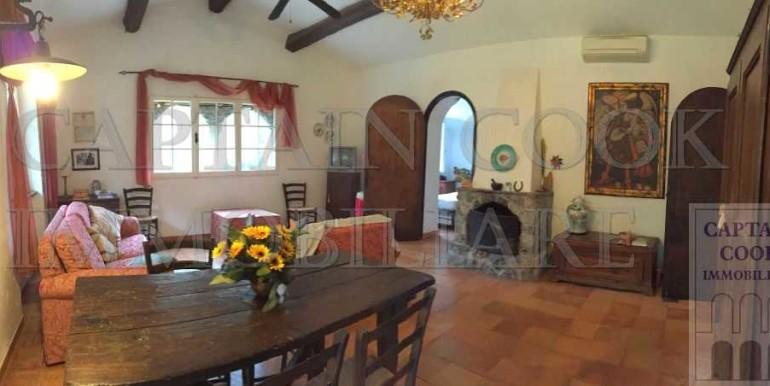 villa in pietra in Feniglia 4