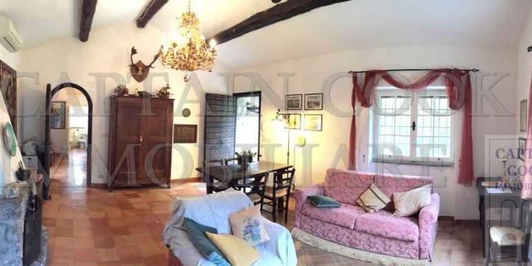 villa in pietra in Feniglia 6