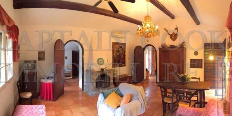 villa in pietra in Feniglia 7