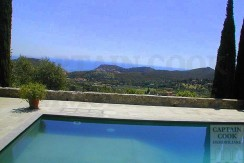 Farmhouse with pool and stunning sea views in Porto Ercole, 12/14 beds