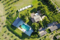 """Affitto """"Villa la Vigna sul Mare"""", elegante villa nella Maremma di Capalbio, piscina, spiaggia e barca. 12 posti letto"""