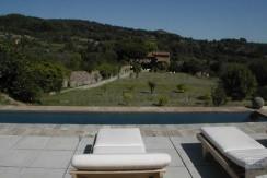 Vecchio casale in pietra con piscina Porto Ercole Argentario 10 ospiti