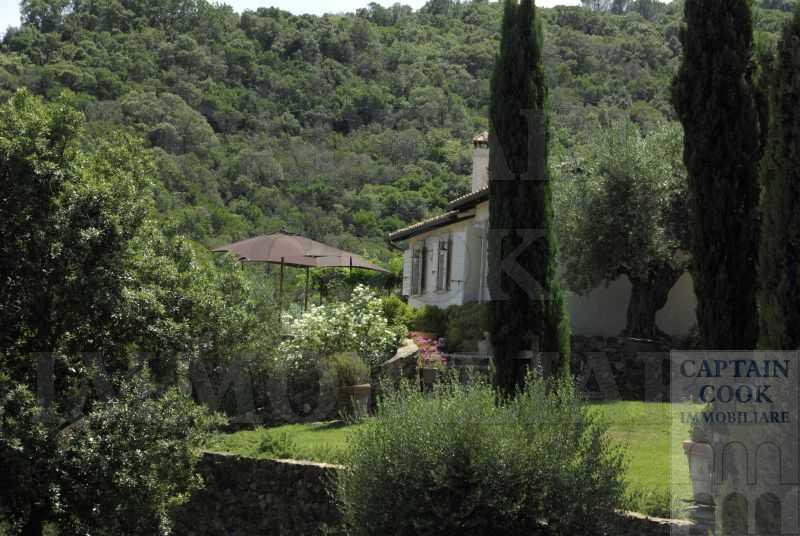 Elegante villa con vista mare in collina Porto Ercole Argentario 6 ospiti