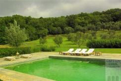 Affitto – Elegante casale nella Maremma di Capalbio, piscina, spiaggia e barca. 12 posti letto