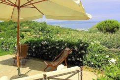 """Affitto """"Villa Casa Vecchia"""" con stupenda vista, in collina, Porto Ercole; 7/8 ospiti"""