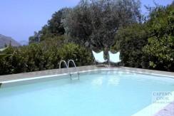 Elegante villa con piscina e vista mare Porto Ercole Argentario  max12 ospiti
