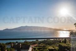 Vendita villa stupenda vista mare Ansedonia, pezzo unico di design. Argentario