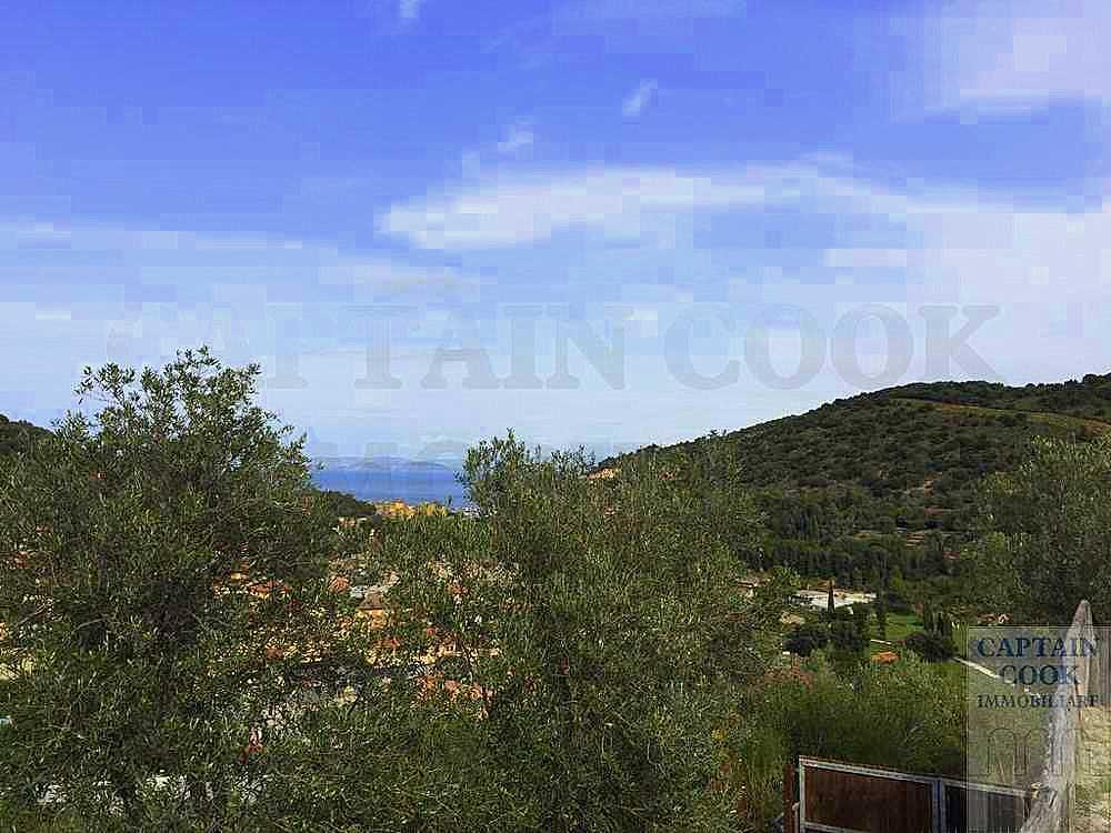 Vendita villa-villino con vista mare, nuova costruzione a Porto S. Stefano
