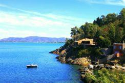 Affitto vacanze villa sul mare, spiaggia privata, stupendo panorama, 12 persone. Porto S. Stefano-Argentario
