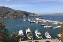Affitto appartamento con stupenda vista mare, elegante, sul porto. 6 persone. Porto Ercole