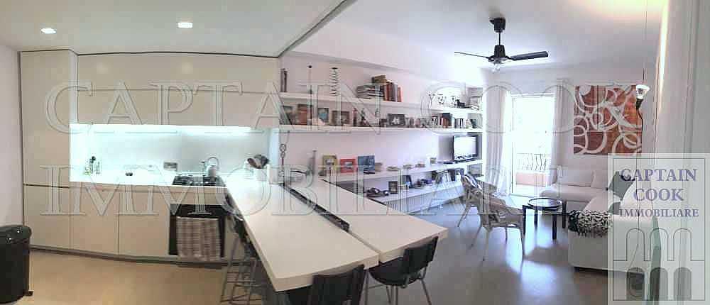 Vendita appartamento con terrazzo a pochi passi al porto di Porto Ercole, ristrutturato