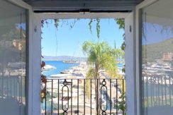 Vendita appartamento sul lungomare del porto, stupenda vista sul mare, palazzo storico. Porto Ercole – Argentario