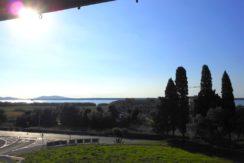 Vendita appartamento con balcone vista laguna levante a Orbetello