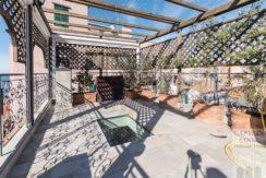 Vendita attico-appartamento con terrazzo vista laguna in centro storico