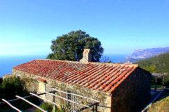 Vendita villa-casale in pietra con stupenda vista a Porto S. Stefano Argentario.