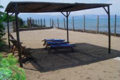 Vendita villa con spiaggia privata e giardino a Giannella Argentario Orbetello