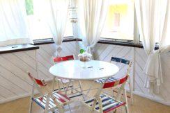 Vendita appartamento con veranda chiusa nel centro storica a Orbetello
