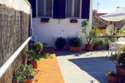 Vendita appartamento bilocale, terrazzo 80mq, luminoso, nel centro storico di Orbetello