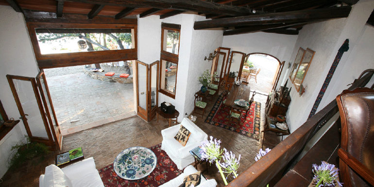 10. living dining area