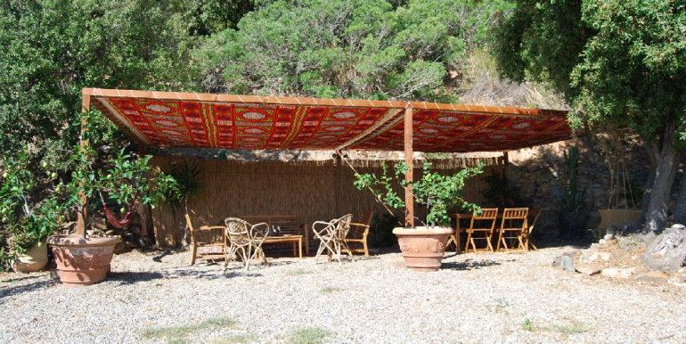28. Garden tent 2
