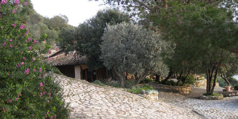 32. villa in the garden