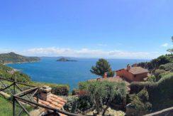 AFFITTO STAGIONE ESTIVA 2019 Villino con bellissimo affaccio sul mare, piscina, Porto Ercole