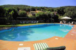 """Affitto """"Villa Ancora"""", elegante villa con magnifica piscina e vista mare. Porto S. Stefano Argentario 10/12 posti letto"""