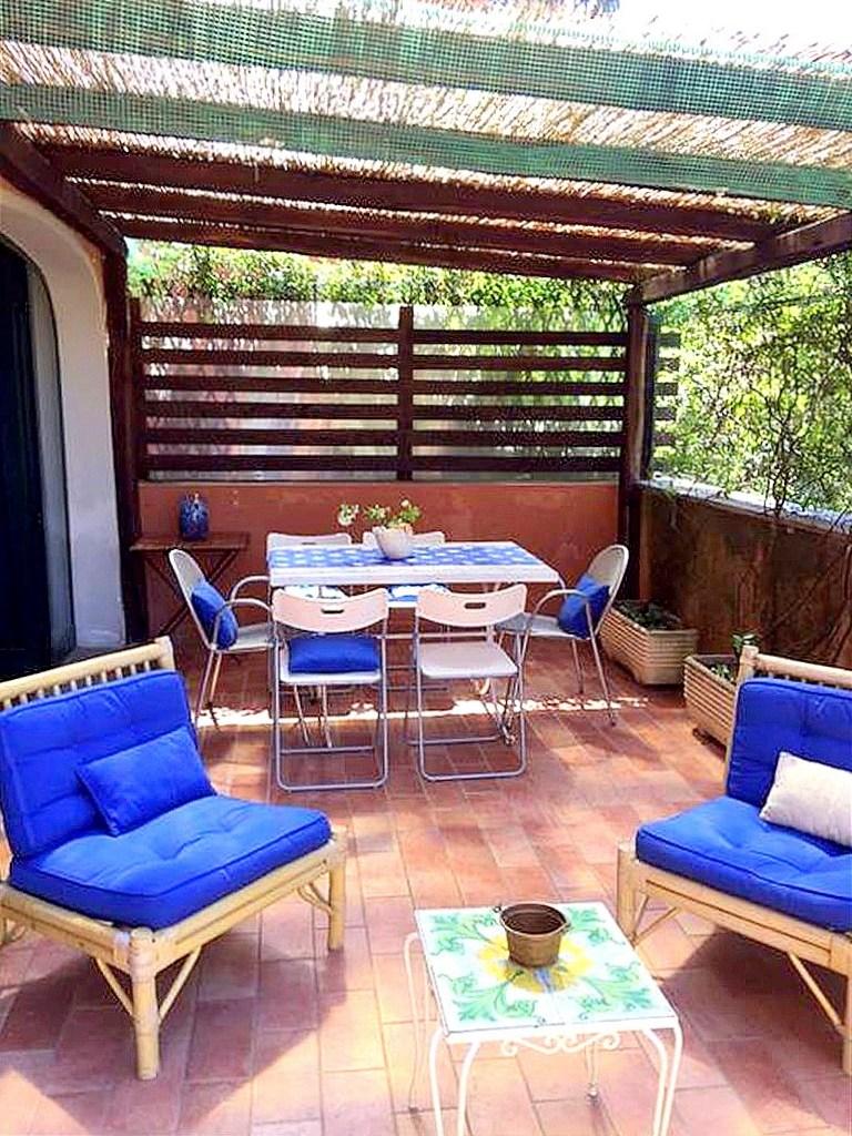 Affitto appartamento a pochi passi dal porto, con terrazzo e posto auto in garage, Porto Ercole, 6 POSTI LETTO