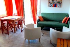 Affitto appartamento al pianone alto con un posto auto, terrazza vista mare, 4 posti letto, Porto Santo Stefano