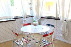 Vendita appartamento con veranda chiusa in centro storico, Orbetello