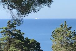 Vendita villino con vista mare sulla collina di Ansedonia
