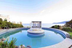 """Affitto """"Villa Arieti"""", giardino e piscina con vista panoramica, accesso diretto al mare Ansedonia"""