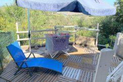 Vendita delizioso monolocale, terrazzo vivibile con vista, Ansedonia