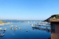 Vendita centralissimo appartamento, vista mozzafiato sul mare. Porto Ercole